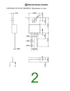 浏览型号GSF10A20的Datasheet PDF文件第2页
