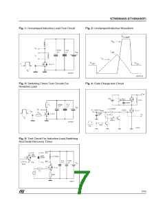 浏览型号STH8NA60的Datasheet PDF文件第7页