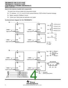 浏览型号TM2SN64EPU-12的Datasheet PDF文件第4页