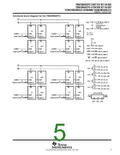 浏览型号TM2SN64EPU-12的Datasheet PDF文件第5页