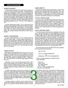 浏览型号MSK1932U-6的Datasheet PDF文件第3页