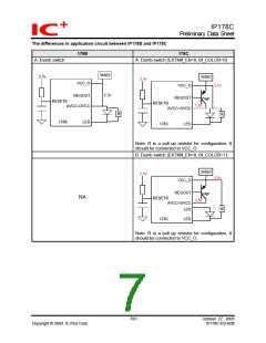 浏览型号IP178CH的Datasheet PDF文件第7页