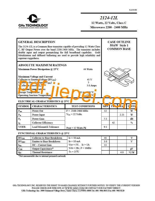2124-12L PDF预览