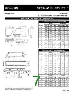 浏览型号IMISG504APB的Datasheet PDF文件第7页