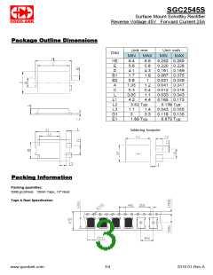 浏览型号SGC2545S的Datasheet PDF文件第3页