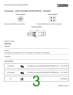 浏览型号1523230的Datasheet PDF文件第3页