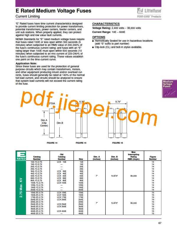 80E-1C-15.5L PDF预览